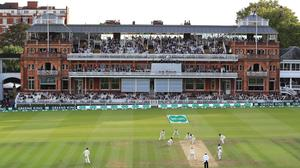 A general view of the match action at Lord's (Mike Egerton/PA)