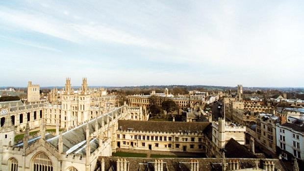 A view of Oxford and some of its colleges (William Conran/PA)