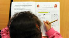 Schools will be shut for many but remain open for the children of key workers (Dominic Lipinkski/PA)