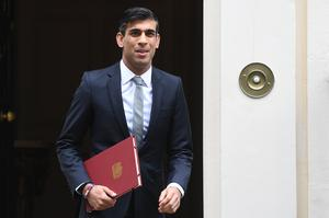 Chancellor Rishi Sunak has ordered a review of capital gains tax (Stefan Rousseau/PA)