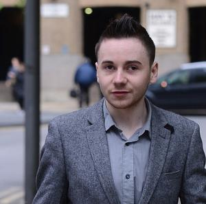 Jake Davis was told to serve 24 months in a young offenders' unit after admitting hacking