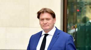 Eric Joyce is due to be sentenced at Ipswich Crown Court (John Stillwell/ PA)
