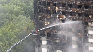 The Scottish Government looked at fire safety in Scotland following the Grenfell Tower fire in London (Rick Findler/PA)