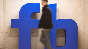 """Facebook's UK tax bill has been branded """"outrageous"""" after accounts revealed it had to pay just £7.4m.  (Dominic Lipinski/PA)"""