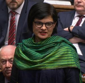 Thangam Debbonaire, Labour's shadow housing secretary (Commons/PA)