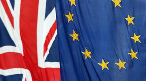 Downing Street has said Europe's political leaders must intervene to pave the way to a UK-EU trade deal (Jonathan Brady/PA)