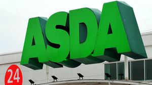 The incident happened at the Asda store in Glenrothes (Rui Vieira/PA)