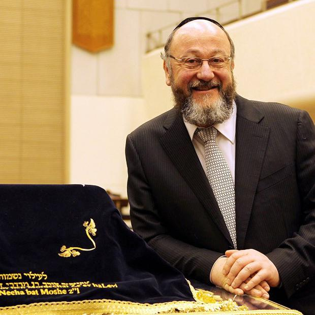UK chief rabbi Ephraim Mirvis will make his first address on Holocaust Memorial Day since taking up the post