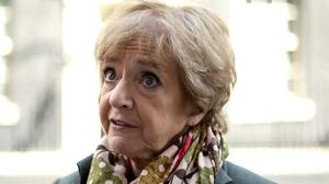 Margaret Hodge accused the Ministry of Justice of being 'out of touch with reality'