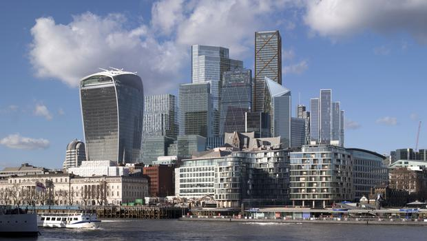 It's been a mixed year for top hedge fund bosses (City of London/PA)