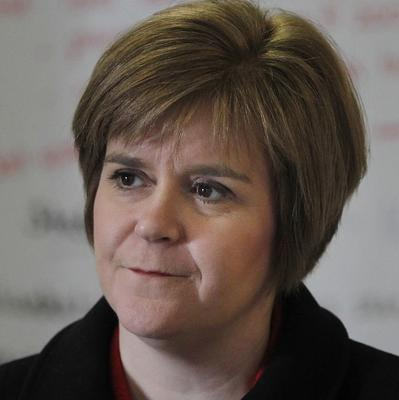 Nicola Sturgeon says the UK Government's economic policies have been holding Scotland back for generations