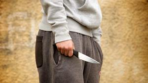 Four major retailers sold knives to under-age children at least 15 times during test purchases, National Trading Standards has claimed (Alan Simpson/PA)