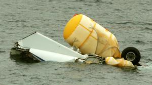 The helicopter ditched in August 2013 with the loss of four lives (Danny Lawson/PA)