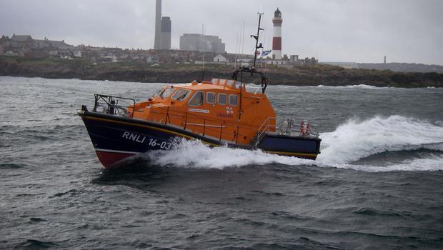 The RNLI says it is confident remaining crew members can work together safely in future (RNLI)