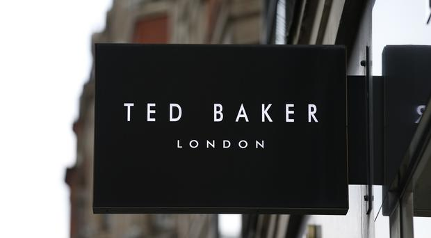 Troubled retailer Ted Baker has seen its crisis deepen after warning over profits once again and revealing the immediate departure of its chief executive and chairman (Jonathan Brady/PA)