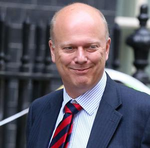 Justice Secretary Chris Grayling said he 'profoundly' disagreed with the European Court of Human Rights ruling