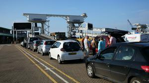 Around 1.5 million UK drivers plan to take a trip across the Channel with their car for the first time this summer, new research suggests (Philip Toscano/PA)