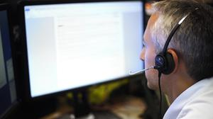 Health leaders announced extra investment in the NHS helpline (Lauren Hurley/PA)