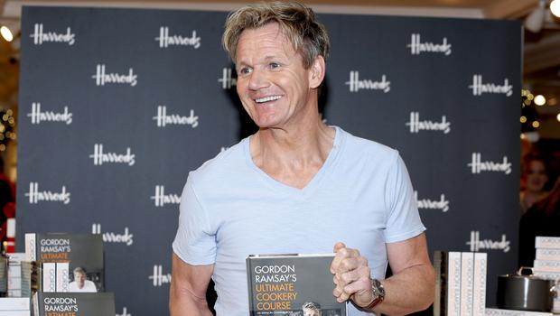 Gordon Ramsay's holding company Kavalake booked a pre-tax loss of £3.8 million in the year to August 31 2017 (Jonathan Brady/PA)