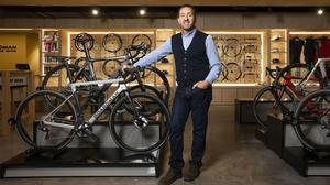 Olympic cycling gold medallist Chris Boardman is backing the Government's plan (Fabio De Paola/PA)