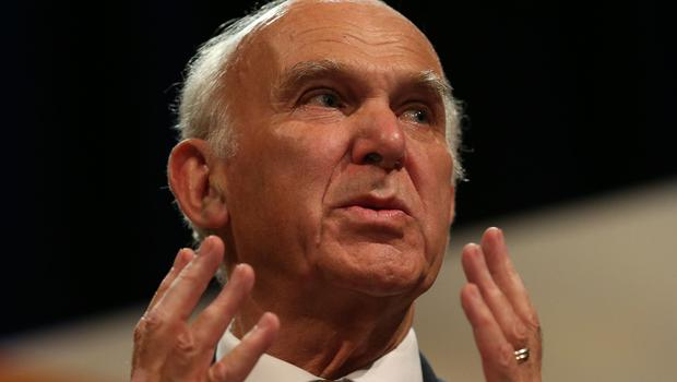 Sir Vince Cable has called for Labour to back a referendum on the Brexit deal (Andrew Matthews/PA)