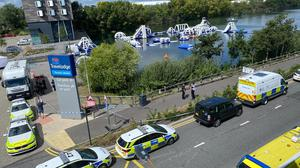 Police searching for a missing teenager at a lake by Lakeside Shopping Centre in Thurrock said a body has been found (Essex Police/PA)