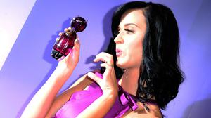 A saturated market has seen many celebrities such as Katy Perry put their name to perfumes