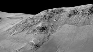 Scientists believe that flowing liquid water is almost certainly responsible for mysterious features on Mars that change with the seasons (Nasa/JPL/University of Arizona/PA)