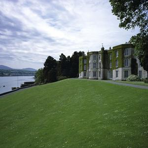Plas Newydd is part of a an energy scheme that the National Trust is investing in to slash fossil fuel use