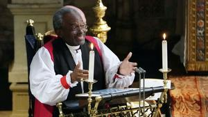 Bishop Michael Curry is one of several religious leaders to speak out against the death of George Floyd (Owen Humphreys/PA)
