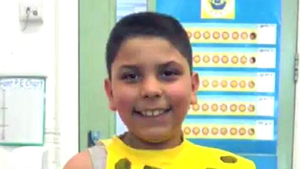 Mehdi El-Wahabi , aged eight, who died in the Grenfell Tower fire alongside four members of his family (Grenfell Tower Inquiry/PA)