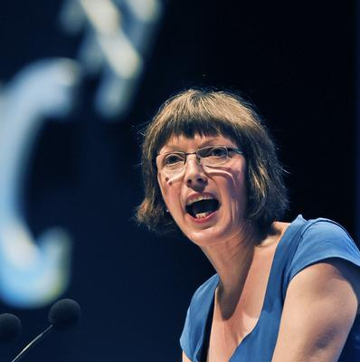Frances O'Grady has warned of bullying and excessive management pressure in some workplaces