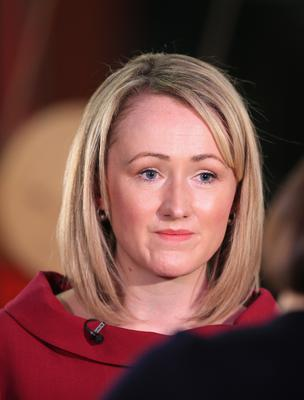 Rebecca Long Bailey will speak out on the issue in Parliament on Tuesday (Peter Byrne/PA)