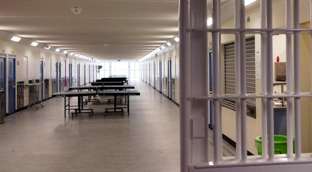 MSPs at Holyrood's Justice Committee heard evidence on mental health provision at Scottish prisons (Danny Lawson/PA)