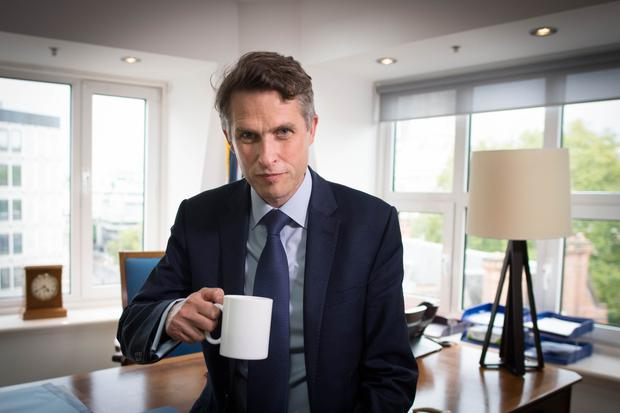 Gavin Williamson announced a U-turn on Monday but some private students are still left without grades (Stefan Rousseau/PA)