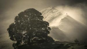 Martin Birks's photo of Chrome Hill in the Peak District, Derbyshire (Take a View/PA)