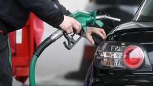 UK inflation fell to its lowest level in four years last month after a record drop in fuel prices and as clothing and energy costs continued to tumble, official figures have shown (Lewis Whyld/PA)
