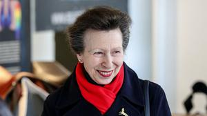 The Princess Royal's views on farming differ to her brother's (Steve Parsons/PA)