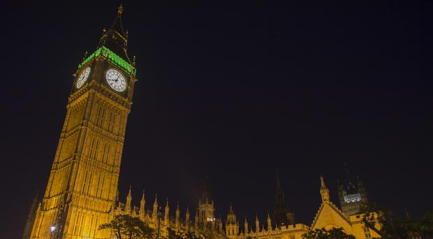 A general view of the Houses of Parliament (David Mirzoeff/PA)