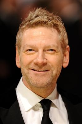 Thespian: Branagh will appear with other stars in audio play for the GOSH charity
