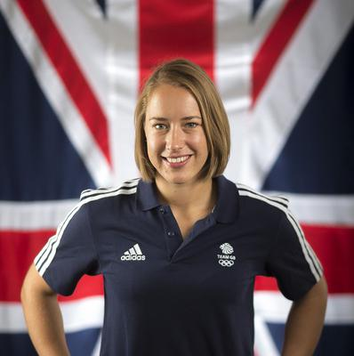 Yarnold, 25, won Britain's first gold at the Sochi Winter Olympics in the women's skeleton
