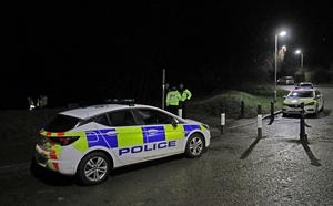 The 13-year-old boy was pronounced dead at the scene (Jonathan Brady/PA)