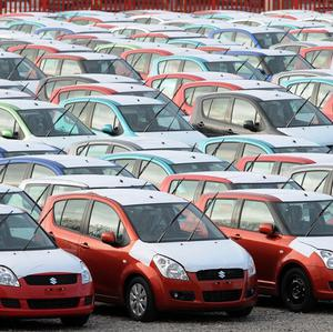 New car sales accelerated to a six-year high of 2.265 million in 2013