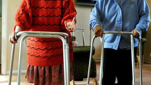 The Belfast Health Trust tested only a sixth of patients who were discharged from hospitals to care homes for Covid-19 during the early weeks of the pandemic. (John Stillwell/PA)