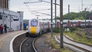 """Transport Secretary Chris Grayling told the Commons that the East Coast franchise will """"only be able to continue in its current form for a matter of a very small number of months"""" (Chris Watt/Virgin Trains/PA)"""