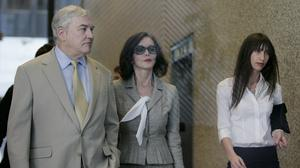 Conrad Black was released from jail in 2012 (Jerry Lai/PA)