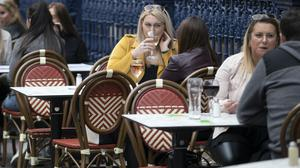 The Government has slashed VAT on hot meals, accommodation and attractions from 20% to 5% for the next six months (Jane Barlow/PA)