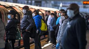 A list of Transport for London's 20 busiest stations has been published to help people avoid overcrowding hotspots (Victoria Jones/PA)