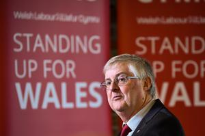 Welsh First Minister Mark Drakeford expects only modest changes across the UK (Ben Birchall/PA)