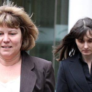 Gillie Christou and Maria Ward, two of Baby P's social workers, have lost an appeal against a tribunal ruling that they were sacked unfairly